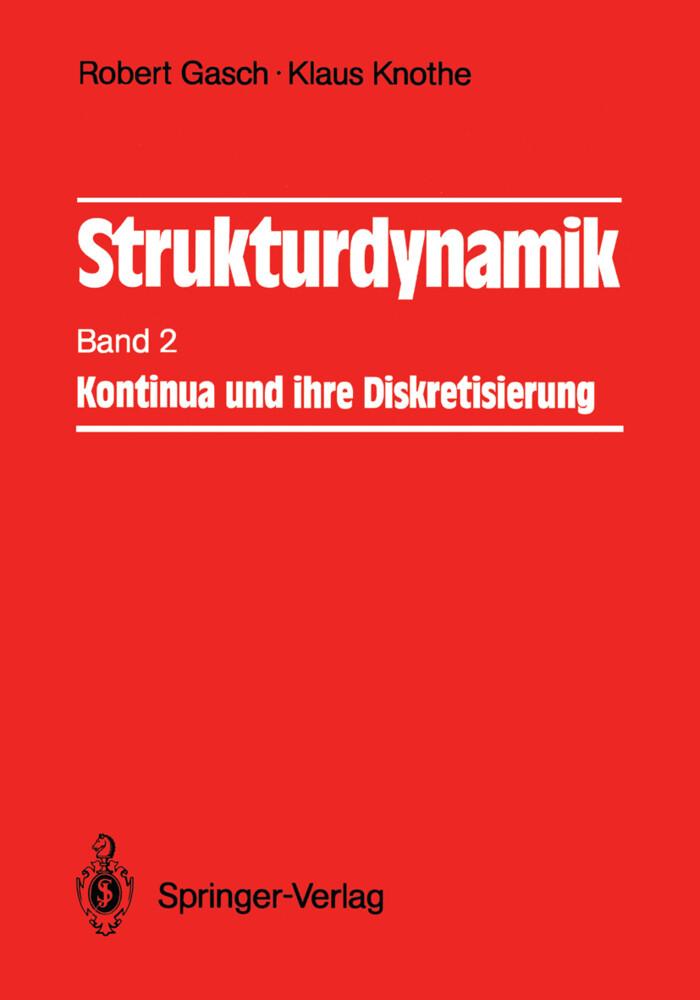 Strukturdynamik als Buch (gebunden)