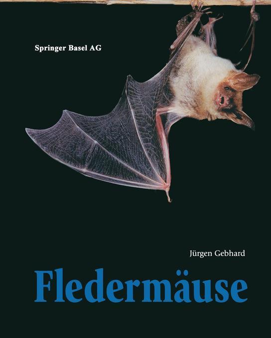 Fledermäuse als Buch (kartoniert)