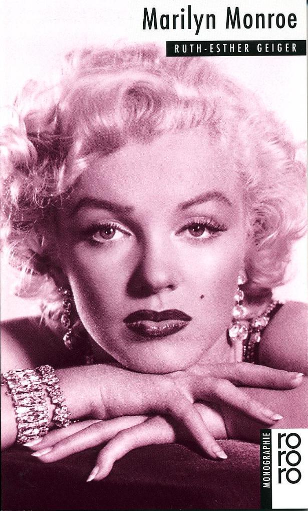 Marilyn Monroe als Taschenbuch