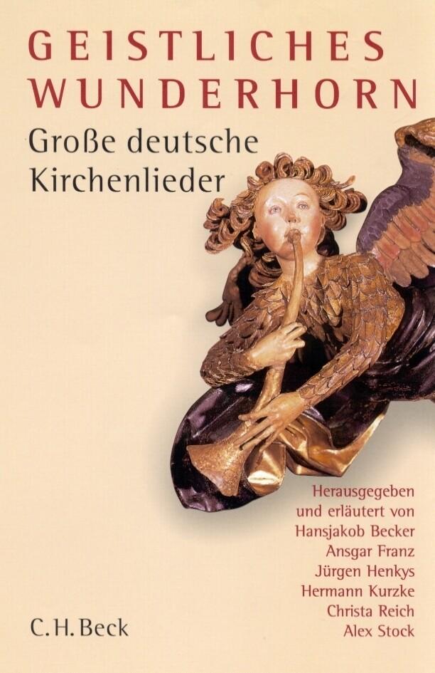 Geistliches Wunderhorn als Buch (gebunden)