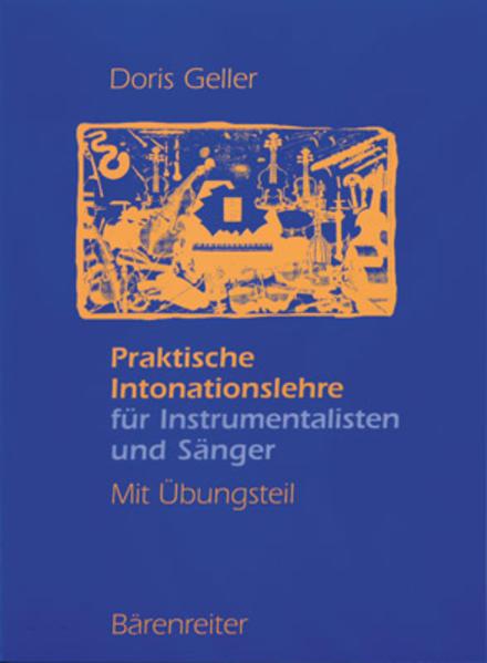 Praktische Intonationslehre für Instrumentalisten und Sänger als Buch (kartoniert)