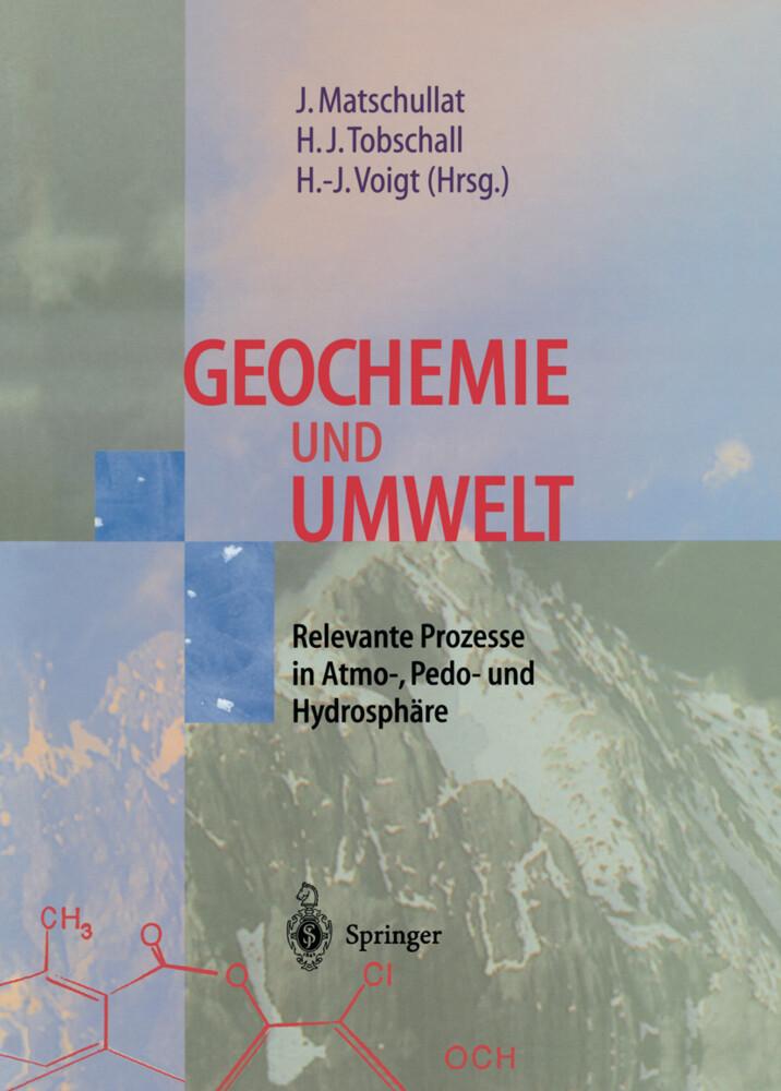 Geochemie und Umwelt als Buch (gebunden)