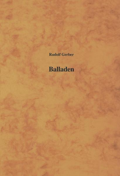 Balladen als Buch (gebunden)