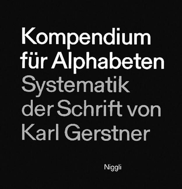 Kompendium für Alphabeten als Buch (gebunden)