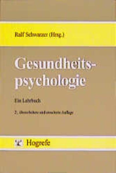 Gesundheitspsychologie als Buch (kartoniert)