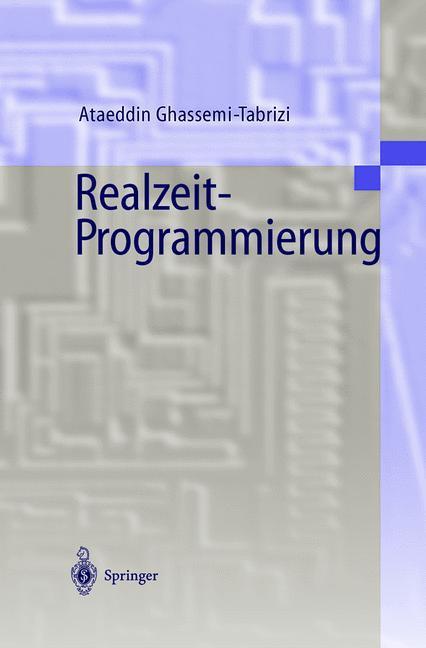 Realzeit-Programmierung als Buch (gebunden)
