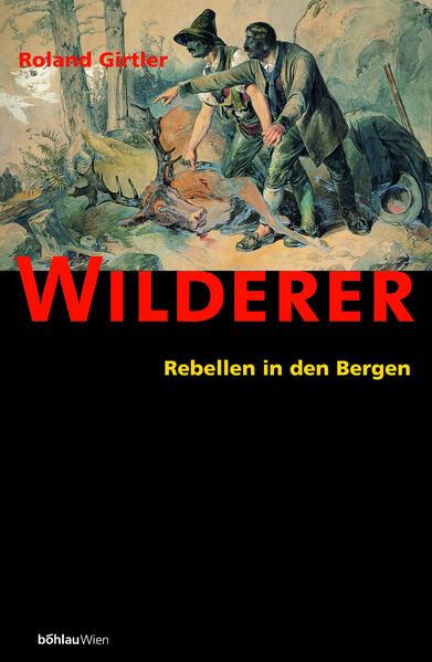 Wilderer als Buch (gebunden)