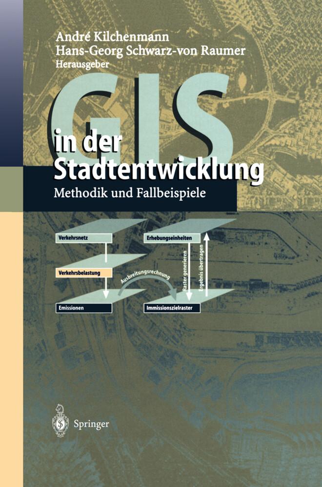 GIS in der Stadtentwicklung als Buch (gebunden)