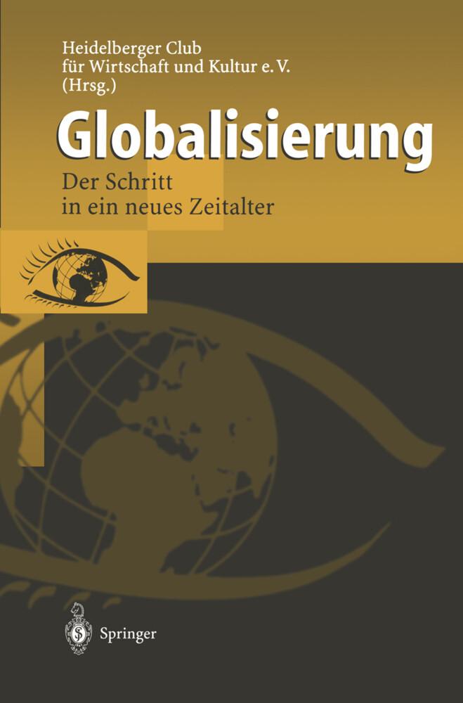 Globalisierung als Buch (kartoniert)