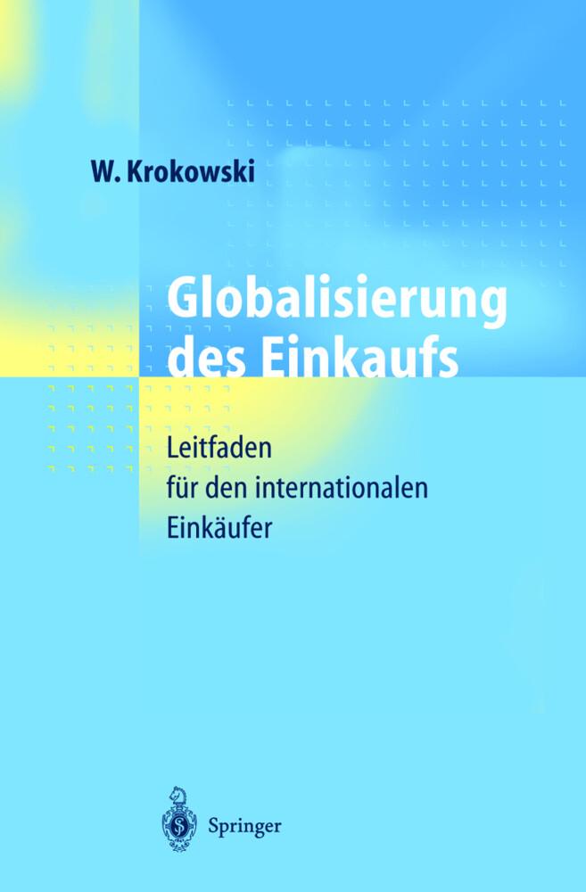 Globalisierung des Einkaufs als Buch (kartoniert)