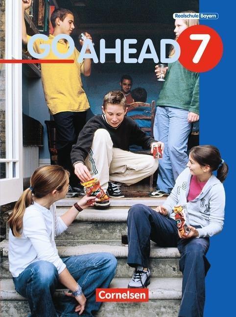 Go Ahead 7. Schülerbuch. Bayern als Buch (gebunden)