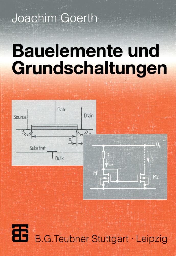 Bauelemente und Grundschaltungen als Buch (kartoniert)