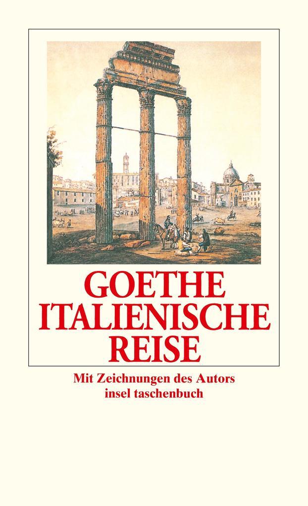 Italienische Reise als Taschenbuch