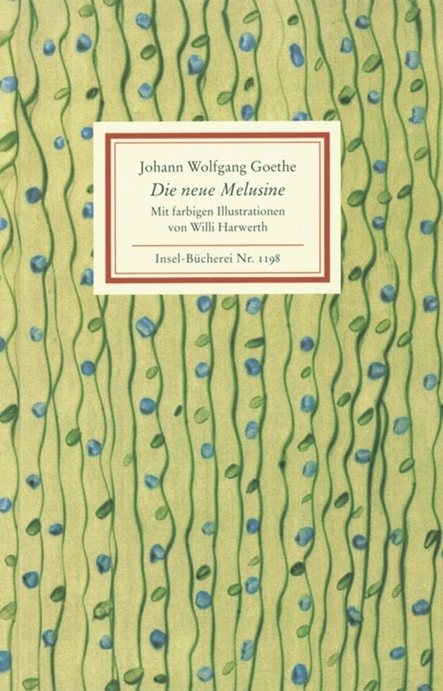 Die neue Melusine als Buch (gebunden)