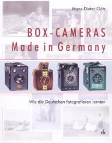 Box-Cameras Made in Germany als Buch