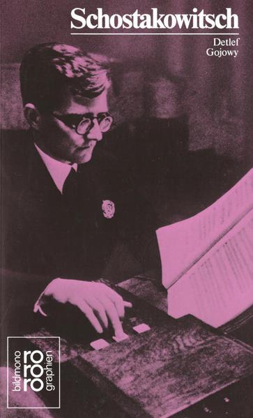 Dimitri Schostakowitsch als Taschenbuch
