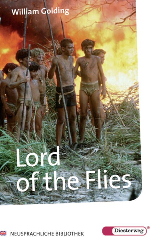 Lord of the Flies als Buch (kartoniert)