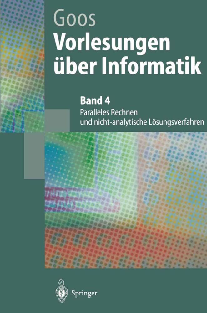 Vorlesungen über Informatik als Buch (gebunden)