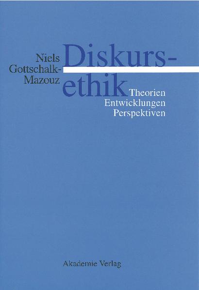 Diskursethik als Buch