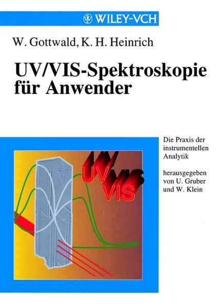 UV/VIS - Spektroskopie für Anwender als Buch (kartoniert)