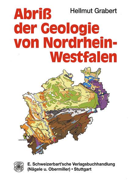 Abriß der Geologie von Nordrhein-Westfalen als Buch (gebunden)