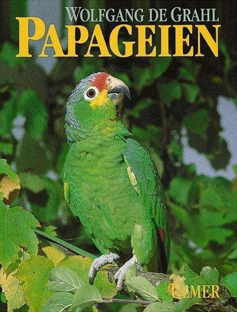Papageien als Buch (gebunden)
