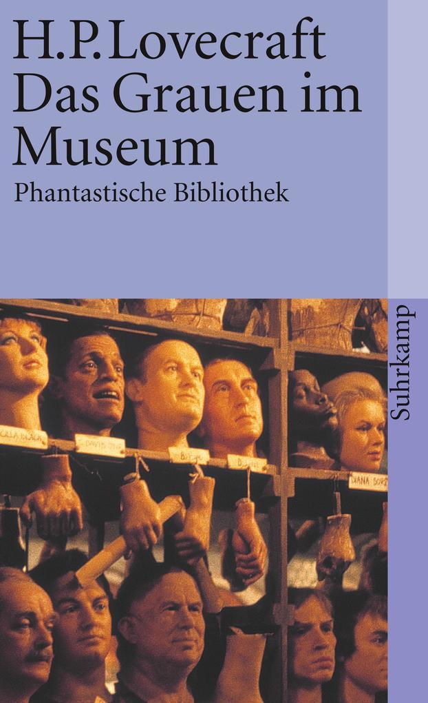 Das Grauen im Museum und andere Erzählungen als Buch (kartoniert)