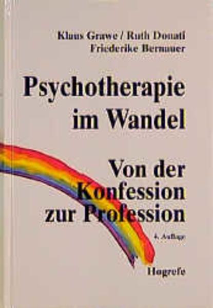 Psychotherapie im Wandel als Buch (gebunden)