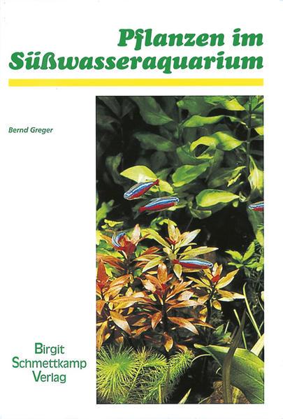 Pflanzen im Süßwasser-Aquarium als Buch (gebunden)