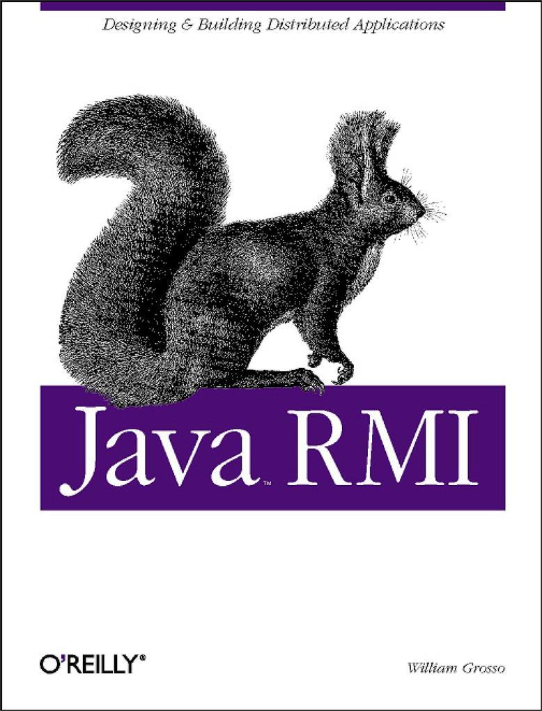 Java RMI als Buch
