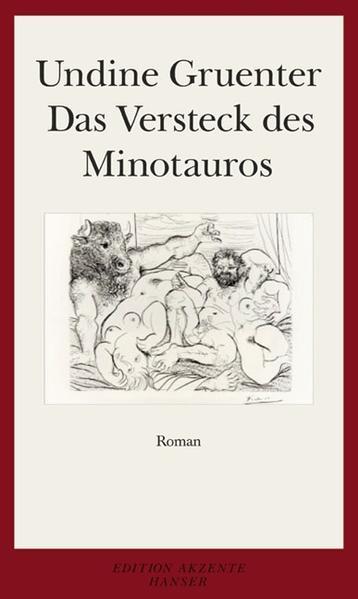 Das Versteck des Minotaurus als Buch (kartoniert)