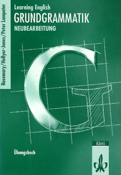 Learning English. 9. und 10. Klasse. Übungsbuch Grundgrammatik. Ausgabe 2001 als Buch (kartoniert)