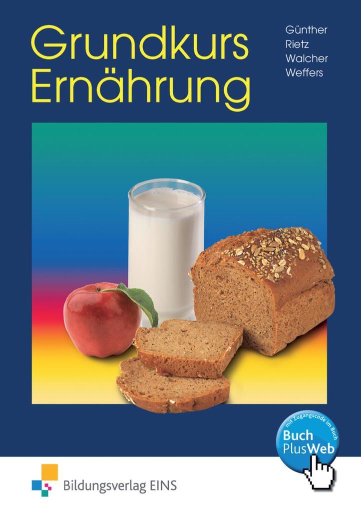 Grundkurs Ernährung als Buch (kartoniert)