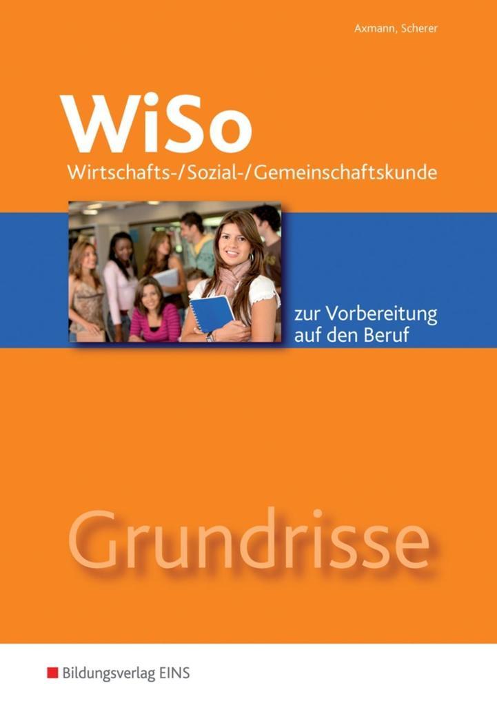 Grundrisse WiSo als Buch