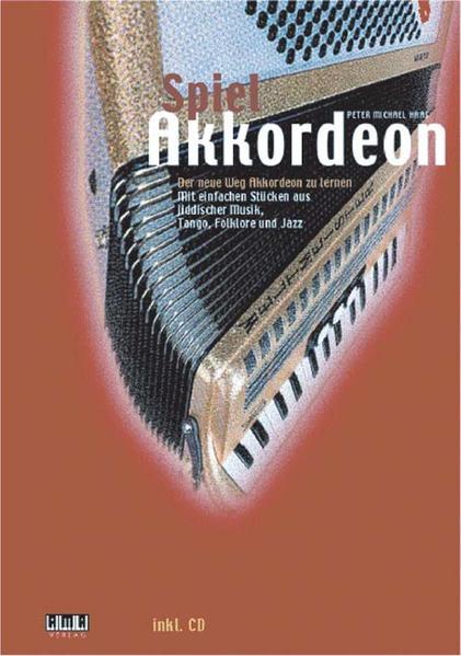 Spiel Akkordeon als Buch (kartoniert)