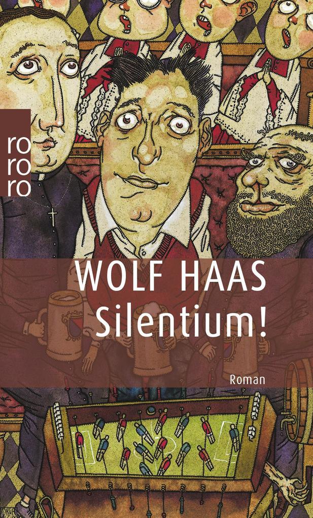Silentium! als Taschenbuch