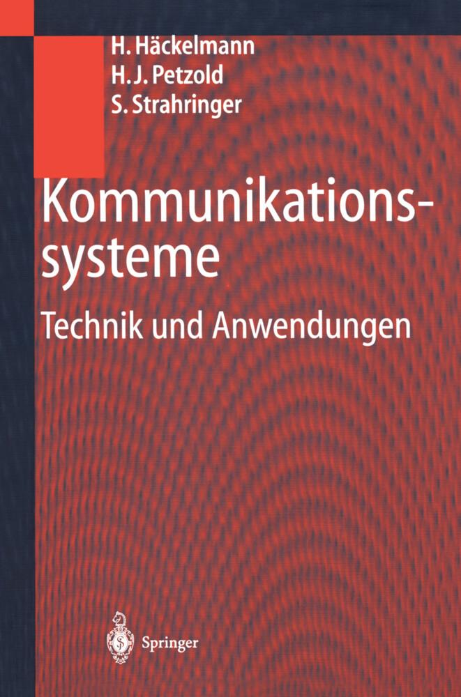 Kommunikationssysteme als Buch (gebunden)