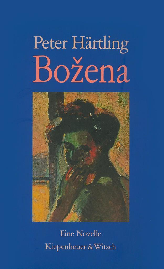 Bozena als Buch (gebunden)