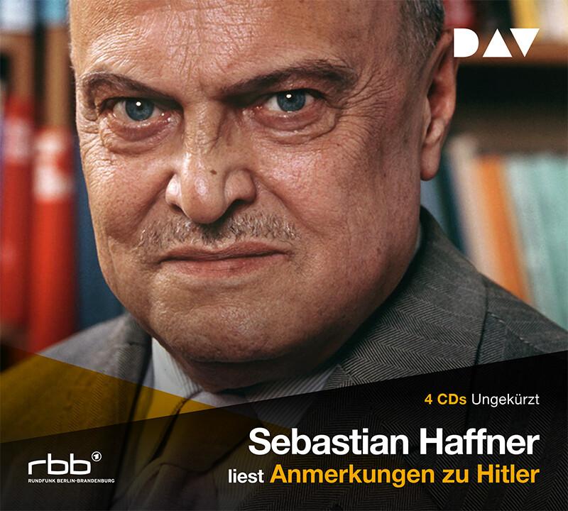 Anmerkung zu Hitler. 4 CDs als Hörbuch CD