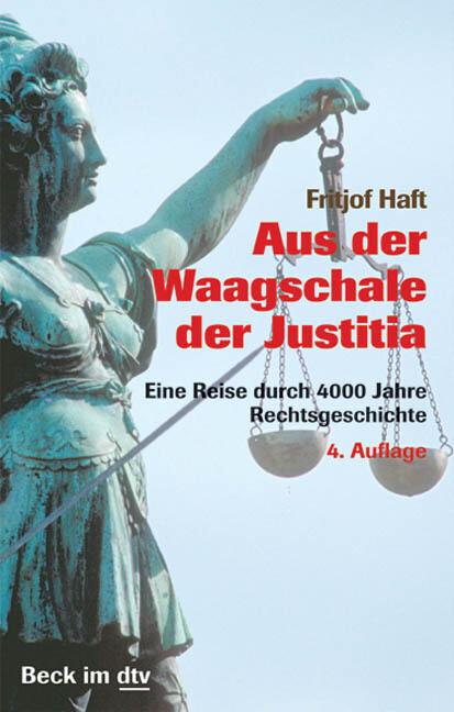 Aus der Waagschale der Justitia als Taschenbuch