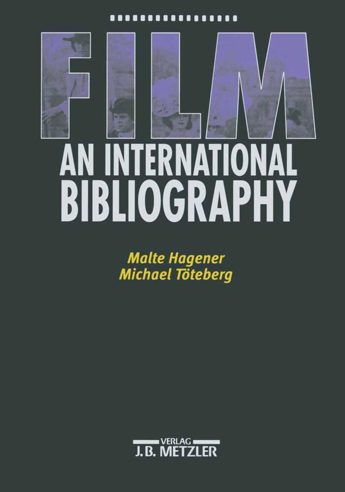 Film - An International Bibliography als Buch (gebunden)