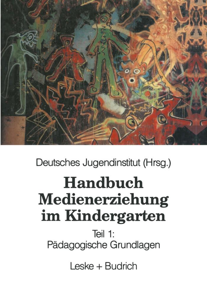 Handbuch Medienerziehung im Kindergarten als Buch (kartoniert)