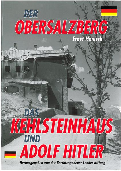 Der Obersalzberg als Buch (kartoniert)