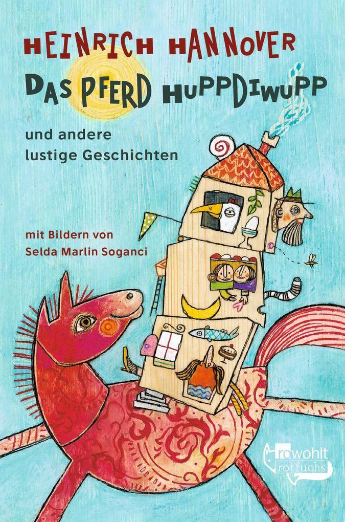 Das Pferd Huppdiwupp und andere lustige Geschichten als Taschenbuch