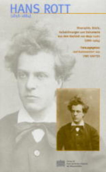Hans Rott (1858 - 1884) als Buch (kartoniert)