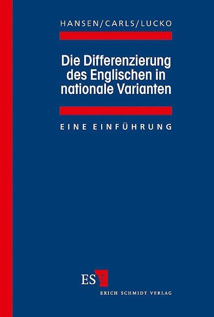 Die Differenzierung des Englischen in nationale Varianten als Buch (kartoniert)