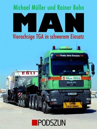 MAN als Buch (gebunden)