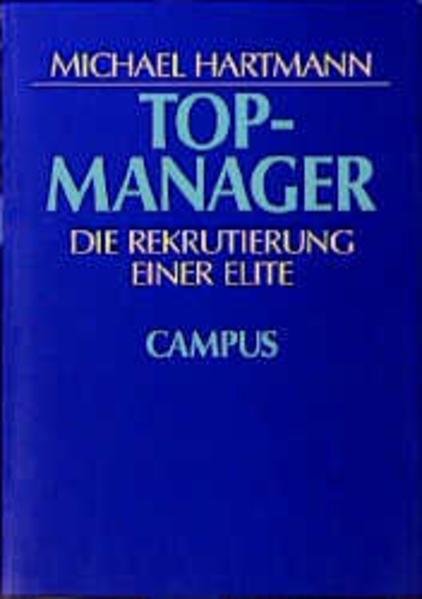 Topmanager als Buch