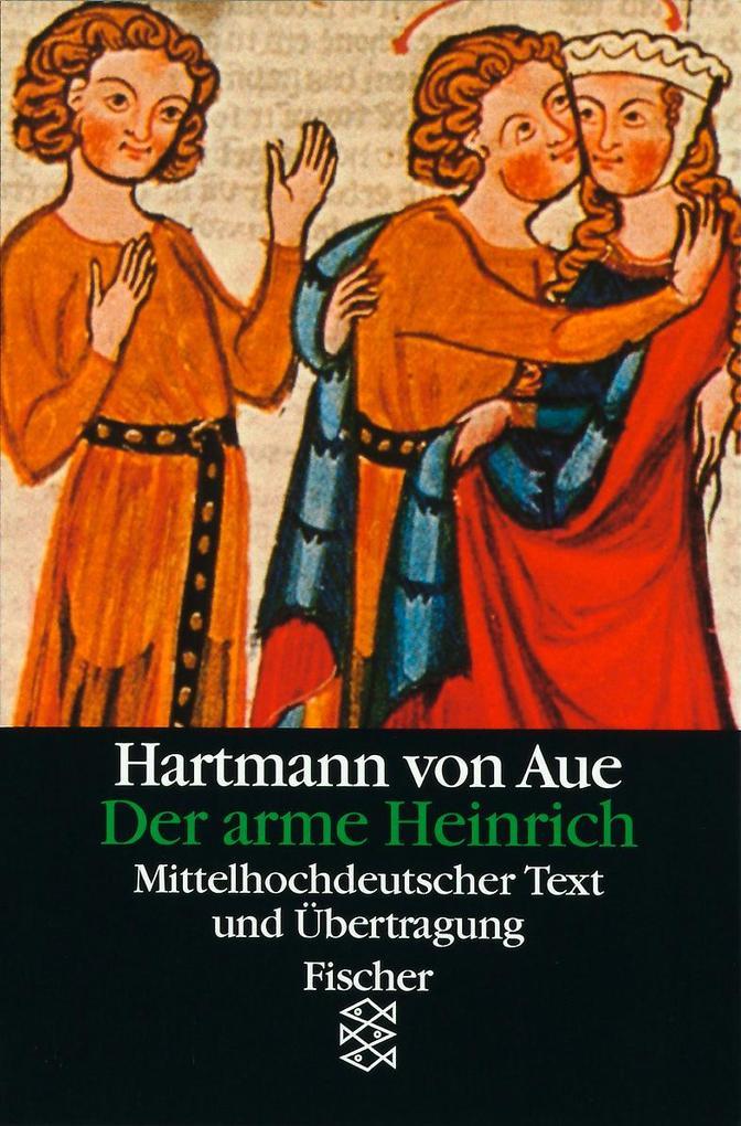 Der arme Heinrich als Taschenbuch