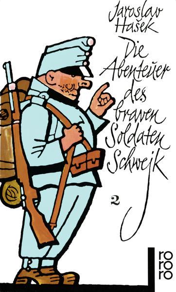 Die Abenteuer des braven Soldaten Schwejk 2 als Taschenbuch